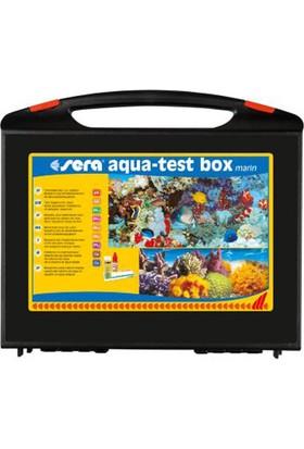 Sera Aqua-Test Box Marın