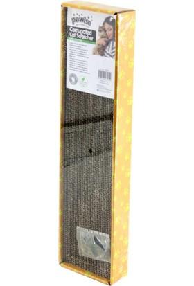 Pawıse Karton Kedi Tırmalama 48X12,5 Cm