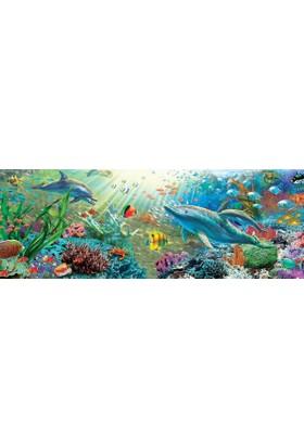 Art Puzzle Su Altı Cenneti Panorama 1000 Parça Puzzle