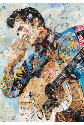 Art Puzzle Elvis 2000 Parça Puzzle