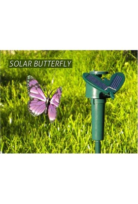TveT Solar Butterfly Güneş Enerjili Uçan Kelebek