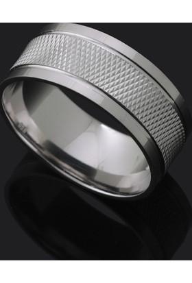 Cadde Takı Gümüş Alyans Cddgwbs000089