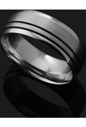 Cadde Takı Gümüş Alyans Cddgwbs000003