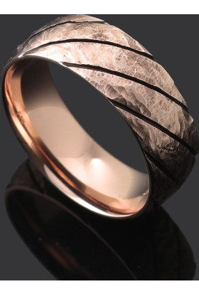 Cadde Takı Gümüş Alyans Cddgwbs000099