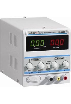 Marxlow PS305D DC Güç Kaynağı DC 0-30V 0-5A