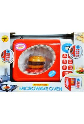 Bircan Oyuncak Mikrodalga Fırın Sesli Işıklı