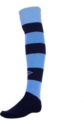 Umbro Çemberli Erkek Futbol Çorabı Mavi 2010530-0706
