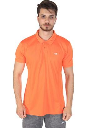 Sportive Spo-Lucky16Y Erkek T-Shirt Turuncu 611007-00O