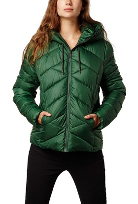 O'Neill Aw Voyage Kadın Mont Yeşil 655110-6095