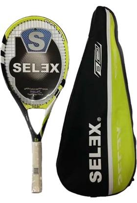 """Selex 27"""" S 260 Tenis Raketi (Tam Kılıf)"""