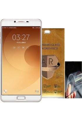 Tg Samsung Galaxy C9 Pro Nano Ekran Koruyucu