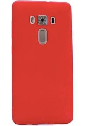 Tg Asus Zenfone 3 (Ze552Kl) Premier Silikon Kılıf