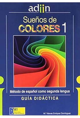 Suenos De Colores Guida Didactica A1-1