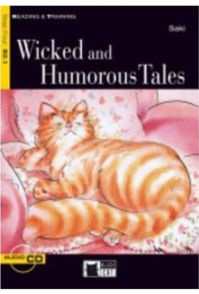 Wicked And Humorous Tales Level 4 Cd