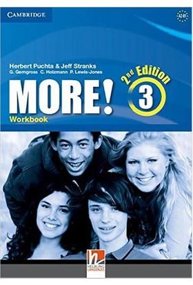 More 3 Workbook