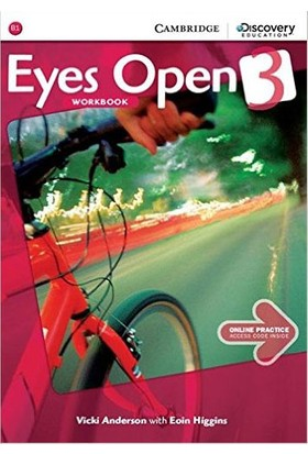 Eyes Open 3 Workbook With Online Resources