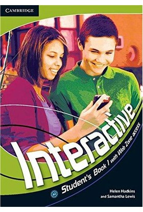 Interactive Level 1 Students Book Web Zone Access