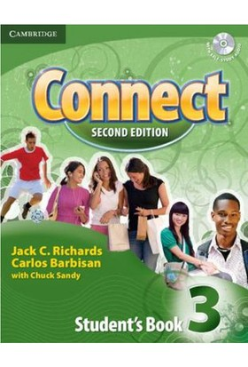 Connect 3 Students Book Cd