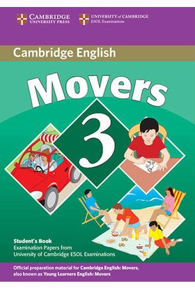 Movers 3 Students BookYay