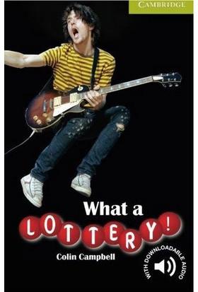 What A Lottery Starter Beginner