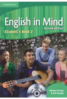 English In Mind Students Book 2