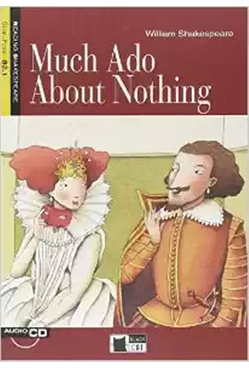 Much Ado About Nothing Black Cat