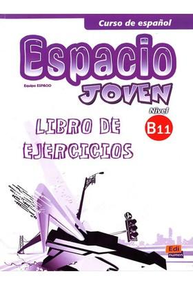 Espacio Joven B1-1 Libro De Ejercicios