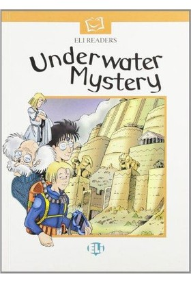 Underwater Mystery Intermediate 2 Eli Readers