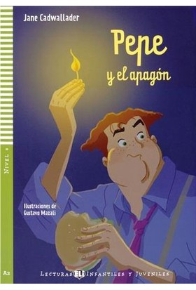 Young Eli Readers Pepe Y El Apagon