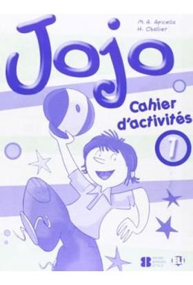 Jojo Activity Book 1