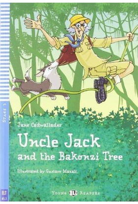 Uncle Jack And The Bakonzi Tree Cd