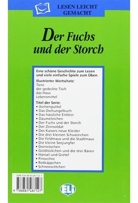 Lesen Leıcth Gemacht Der Fucbs Und Der Storch
