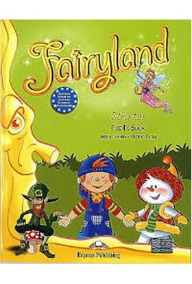 Fairyland Starter Pupils Book