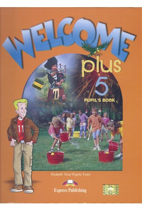 Welcome Plus 5 Pupils Book