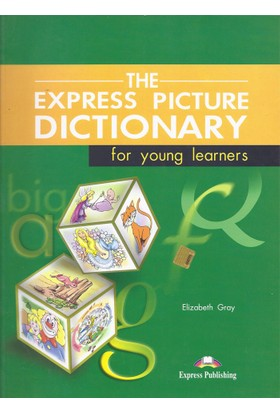 The Express Picture Dictionary