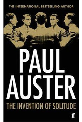 The İnvention Of Solitude / Paul Auster