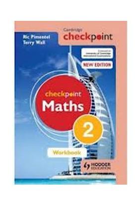 Checkpoint Maths 2 Workbook