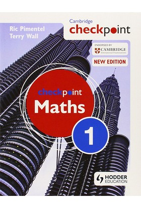 Checkpoint Maths 1 Studentbook