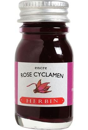 Jherbin Şişe Dolma Kalem Mürekkebi 10Ml Rose Cyclamen 11566T