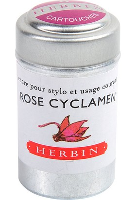 Jherbin 6'lı Kartuş Cyclamen Pink 20166T