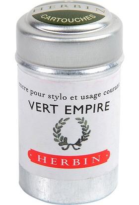 Jherbin 6'lı Kartuş Vert Empire 20139T