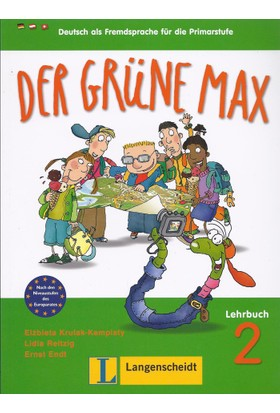 Der Grüne Max Lehrbuch 2