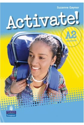 Activate A2 Activity Book