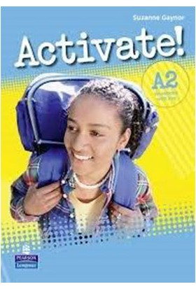 Activate A2 Studens Book