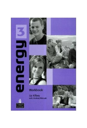 Energy 3 Workbook
