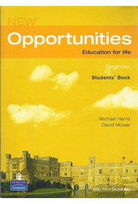 New Opportunities Education Beginner Students Book