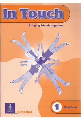 In Touch Bringing Friends Together 1 Workbook
