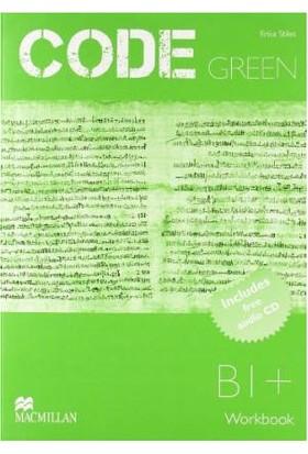 Code Green B1 Workbook