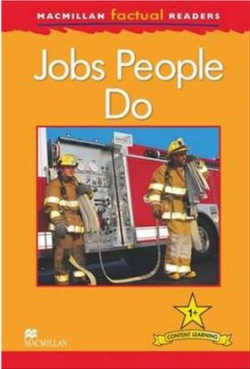 Factual Readers: Jobs People Do