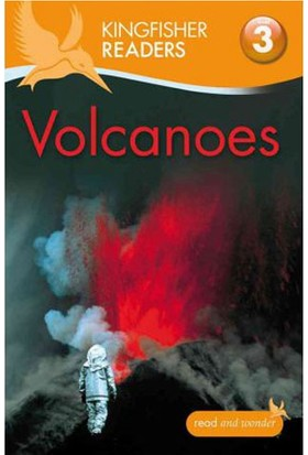 Kingfisher Readers Volcanoes Level 3